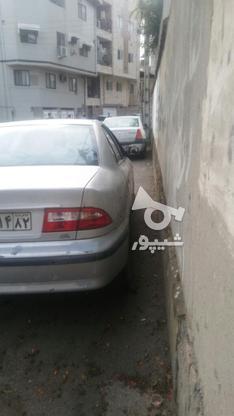 سمند نقره ای فروشی یا معاوضه در گروه خرید و فروش وسایل نقلیه در مازندران در شیپور-عکس3