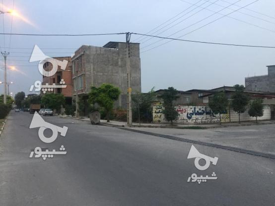 زمین 180 متری تجاری و مسکونی در سورک در گروه خرید و فروش املاک در مازندران در شیپور-عکس1