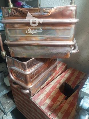 مبدل آب گرمکن (جوشکاری ورفع نشت) در گروه خرید و فروش لوازم خانگی در تهران در شیپور-عکس1
