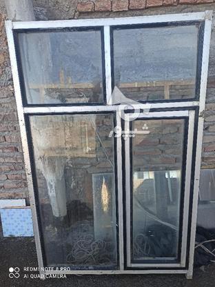 پنجره آلومینیومی در گروه خرید و فروش لوازم خانگی در آذربایجان غربی در شیپور-عکس1