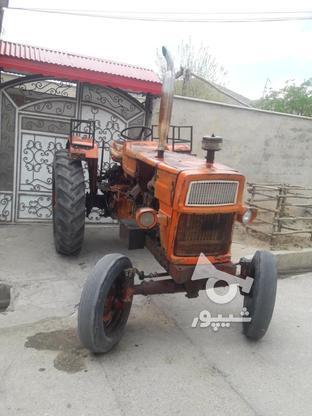 تراکتور رومانی مدل60 در گروه خرید و فروش وسایل نقلیه در چهارمحال و بختیاری در شیپور-عکس1