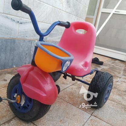 سه چرخه کودک در گروه خرید و فروش ورزش فرهنگ فراغت در خراسان رضوی در شیپور-عکس1