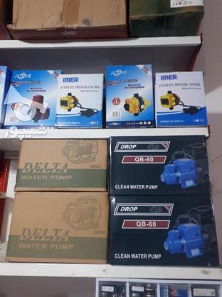 پمپ آب کفکش موتور آب اتوماتیک ست کنترل در گروه خرید و فروش صنعتی، اداری و تجاری در مازندران در شیپور-عکس3