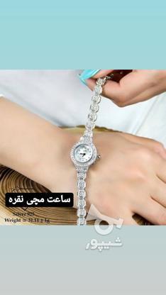 ساعت مچی زنانه و تمامی اجناس نقره اصل خارجی و ایرانی در گروه خرید و فروش لوازم شخصی در اردبیل در شیپور-عکس2