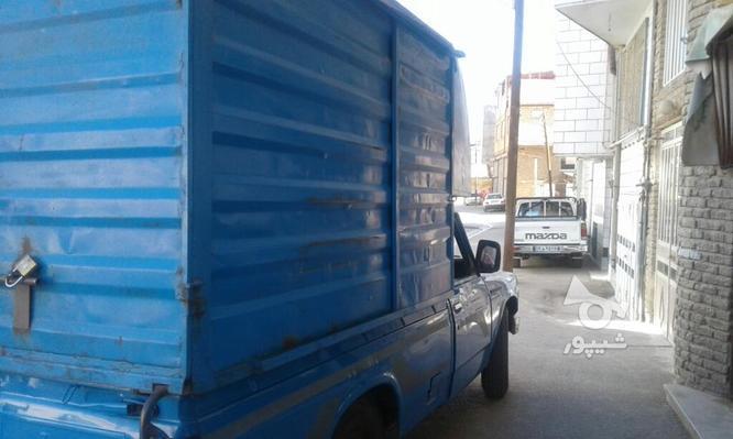 حمل ونقل بار بانیسان مسقف در گروه خرید و فروش خدمات و کسب و کار در همدان در شیپور-عکس1