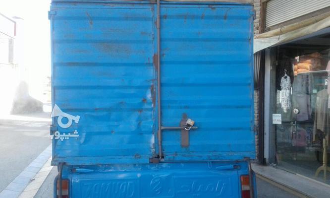 حمل ونقل بار بانیسان مسقف در گروه خرید و فروش خدمات و کسب و کار در همدان در شیپور-عکس2