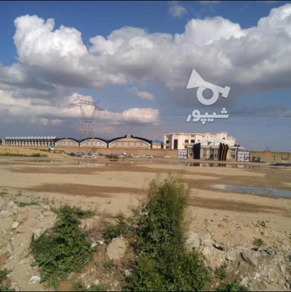 6500متر زمین چهار دیواری سند تکبرگ جنب شهر لبنیات میهن در گروه خرید و فروش املاک در تهران در شیپور-عکس3