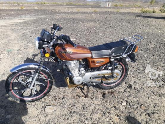 موتور سیکلت در گروه خرید و فروش وسایل نقلیه در سیستان و بلوچستان در شیپور-عکس2