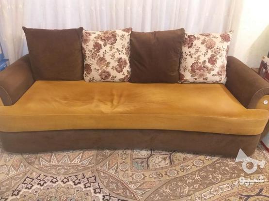 فروش مبل راحتی 9نفره در گروه خرید و فروش لوازم خانگی در خراسان رضوی در شیپور-عکس1