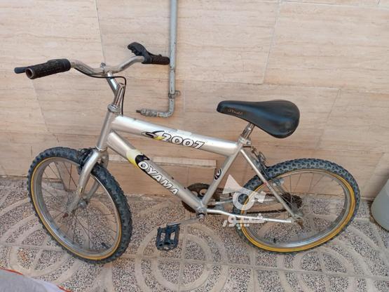 دوچرخه مدل 20 در گروه خرید و فروش ورزش فرهنگ فراغت در تهران در شیپور-عکس1
