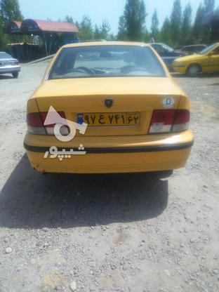 تاکسی سمند 89 بین شهری فول سفارشی در گروه خرید و فروش وسایل نقلیه در تهران در شیپور-عکس2