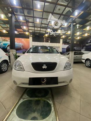 تیبا تیبا 2 (هاچ بک) 1397 سفید در گروه خرید و فروش وسایل نقلیه در سمنان در شیپور-عکس1