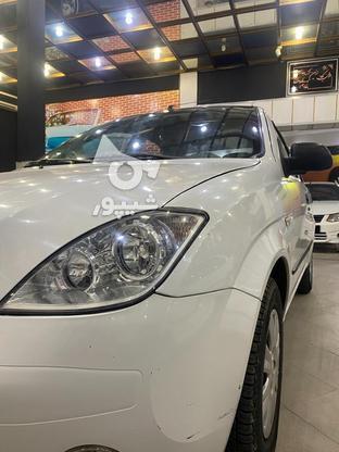 تیبا تیبا 2 (هاچ بک) 1397 سفید در گروه خرید و فروش وسایل نقلیه در سمنان در شیپور-عکس2