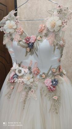 لباس عروس و مجلس و شب و نامزدی در گروه خرید و فروش لوازم شخصی در قزوین در شیپور-عکس2