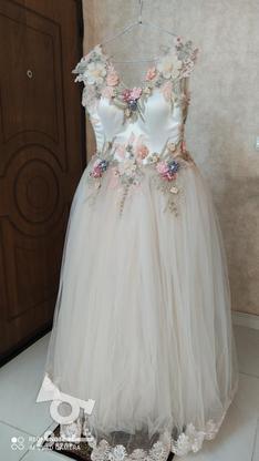 لباس عروس و مجلس و شب و نامزدی در گروه خرید و فروش لوازم شخصی در قزوین در شیپور-عکس1