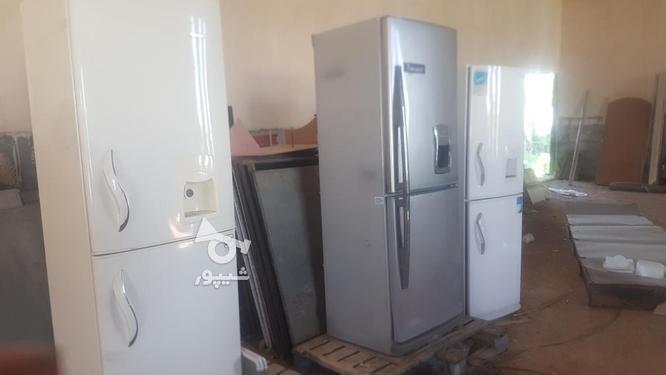 یخچال فریزر امرسان در گروه خرید و فروش لوازم خانگی در آذربایجان غربی در شیپور-عکس2