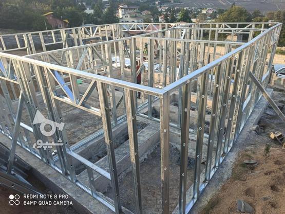 ساختمان های پیش ساخته در گروه خرید و فروش خدمات و کسب و کار در مازندران در شیپور-عکس2