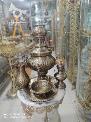 سماور زغالی در گروه خرید و فروش لوازم خانگی در مازندران در شیپور-عکس1
