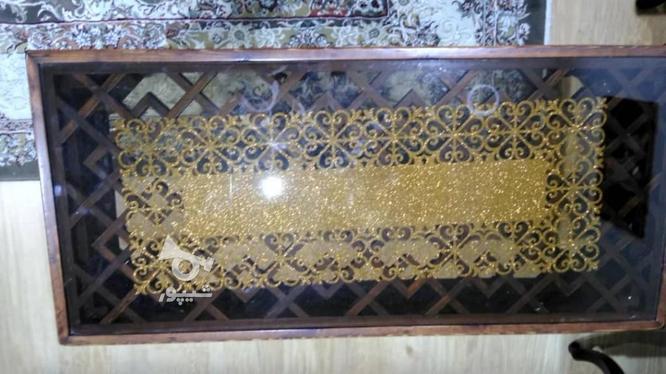 مبل سنتی گره چینی بسیار تمیز در حد نو در گروه خرید و فروش لوازم خانگی در تهران در شیپور-عکس8