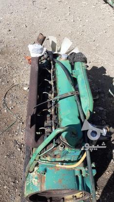 موتور کمباین جاندیر در گروه خرید و فروش وسایل نقلیه در کرمانشاه در شیپور-عکس6