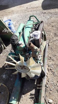 موتور کمباین جاندیر در گروه خرید و فروش وسایل نقلیه در کرمانشاه در شیپور-عکس1