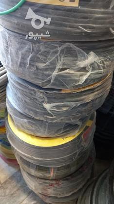 انواع  سیم کابل افشان،خشک در گروه خرید و فروش خدمات و کسب و کار در اردبیل در شیپور-عکس3