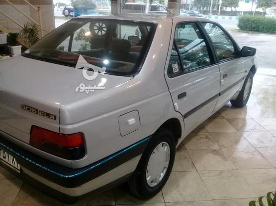 پژو 405 مدل 91 دوگانه فابریک در گروه خرید و فروش وسایل نقلیه در مازندران در شیپور-عکس3