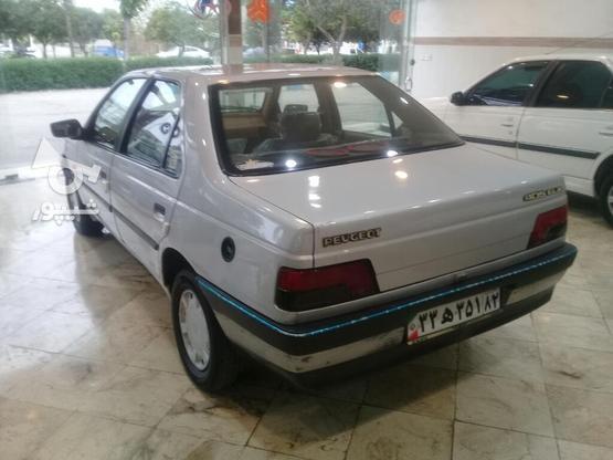 پژو 405 مدل 91 دوگانه فابریک در گروه خرید و فروش وسایل نقلیه در مازندران در شیپور-عکس2