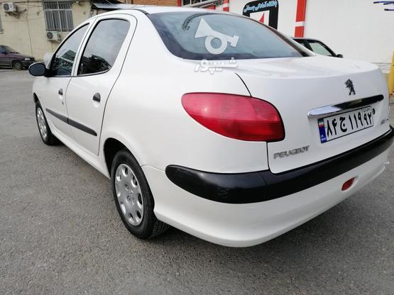 پژو 206 اس دی آریان v1 سفارشی مدل 88 موتور tu5 در گروه خرید و فروش وسایل نقلیه در مازندران در شیپور-عکس3