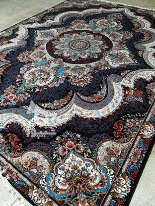 فرش دربار کاشان، شهیاد 6متری، طرح 700 شانه، ماشینی در گروه خرید و فروش لوازم خانگی در ایلام در شیپور-عکس4
