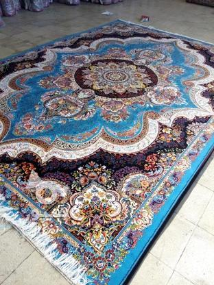 فرش دربار کاشان، شهیاد 6متری، طرح 700 شانه، ماشینی در گروه خرید و فروش لوازم خانگی در ایلام در شیپور-عکس3