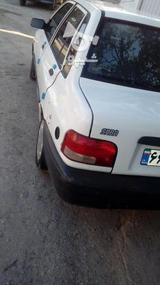پراید سفید دوگانه CNG 87 در گروه خرید و فروش وسایل نقلیه در مازندران در شیپور-عکس7