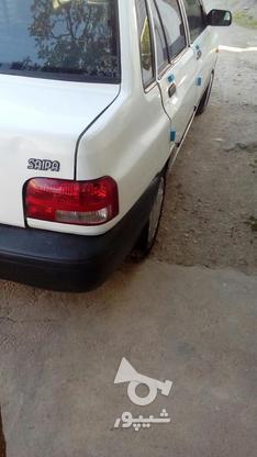 پراید سفید دوگانه CNG 87 در گروه خرید و فروش وسایل نقلیه در مازندران در شیپور-عکس6