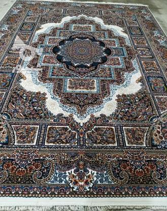 فرش دربار کاشان، حوض نقره 12متری، طرح 700 شانه، ماشینی در گروه خرید و فروش لوازم خانگی در آذربایجان غربی در شیپور-عکس3