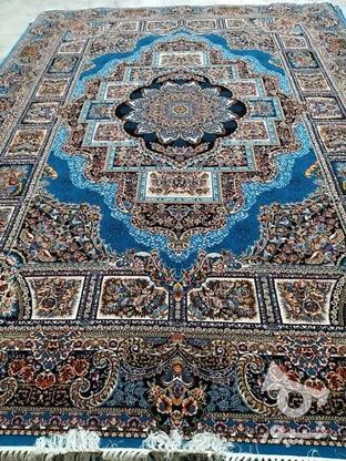 فرش دربار کاشان، حوض نقره 12متری، طرح 700 شانه، ماشینی در گروه خرید و فروش لوازم خانگی در آذربایجان غربی در شیپور-عکس4