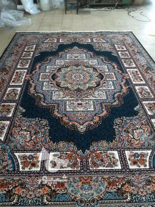 فرش دربار کاشان، حوض نقره 12متری، طرح 700 شانه، ماشینی در گروه خرید و فروش لوازم خانگی در آذربایجان غربی در شیپور-عکس2