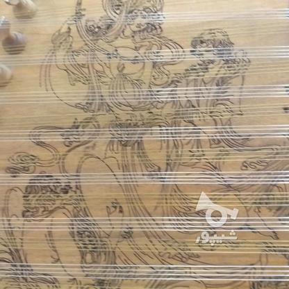 سنتور 12 خرک سفارشی منبت کاری شده در گروه خرید و فروش ورزش فرهنگ فراغت در البرز در شیپور-عکس2