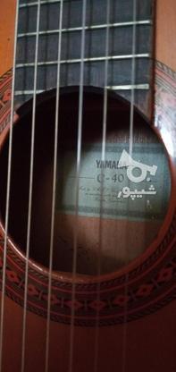 گیتار C_40 در گروه خرید و فروش ورزش فرهنگ فراغت در گیلان در شیپور-عکس2