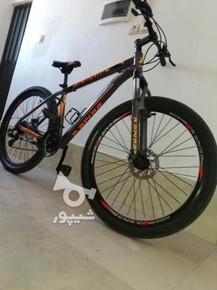 دوچرخه راپیدو 27.5 در گروه خرید و فروش ورزش فرهنگ فراغت در قزوین در شیپور-عکس3