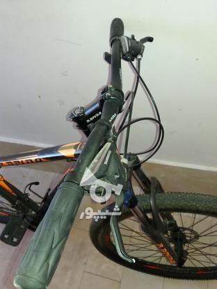 دوچرخه راپیدو 27.5 در گروه خرید و فروش ورزش فرهنگ فراغت در قزوین در شیپور-عکس2