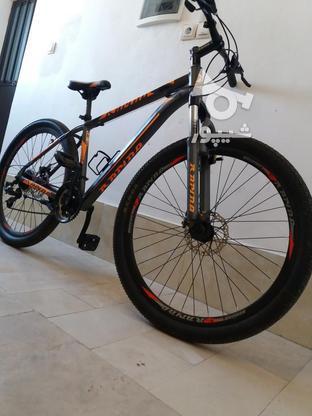 دوچرخه راپیدو 27.5 در گروه خرید و فروش ورزش فرهنگ فراغت در قزوین در شیپور-عکس4