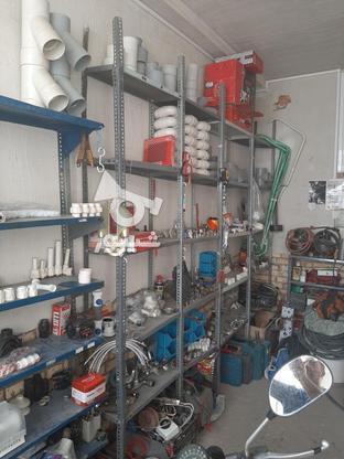 قفسه مغازه وانباری در گروه خرید و فروش صنعتی، اداری و تجاری در آذربایجان غربی در شیپور-عکس2