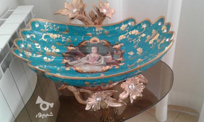ظرف انتیک ورسای ایتالیا طلاکوب لیلی مجنون در گروه خرید و فروش لوازم خانگی در خراسان رضوی در شیپور-عکس2