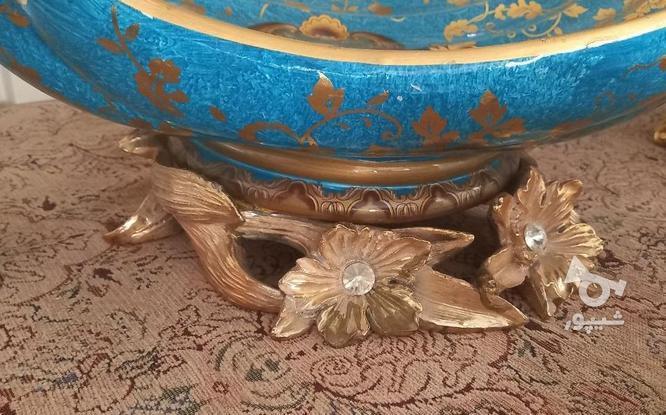 ظرف انتیک ورسای ایتالیا طلاکوب لیلی مجنون در گروه خرید و فروش لوازم خانگی در خراسان رضوی در شیپور-عکس6