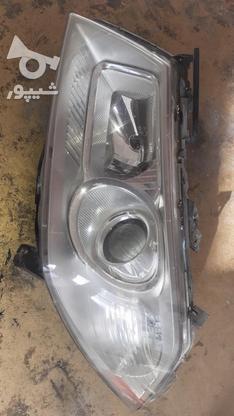 فروش چراغ مگان اصل اسپانیا در گروه خرید و فروش وسایل نقلیه در آذربایجان غربی در شیپور-عکس3