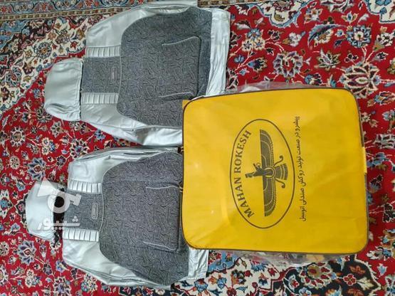 روکش صندلی پژو در گروه خرید و فروش وسایل نقلیه در اصفهان در شیپور-عکس1