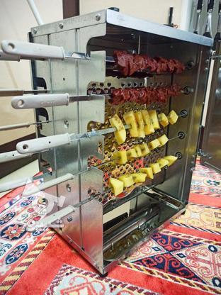 کباب پز کبابپز بدون دود دادلیسان آپارتمانی گازی برقی در گروه خرید و فروش خدمات و کسب و کار در البرز در شیپور-عکس5