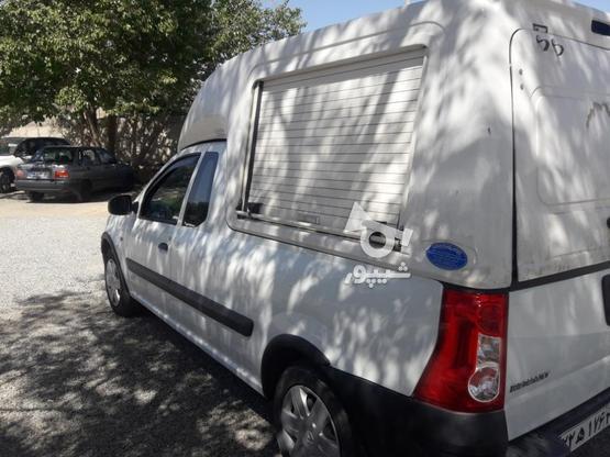 وانت ال 90سفید در گروه خرید و فروش وسایل نقلیه در تهران در شیپور-عکس2