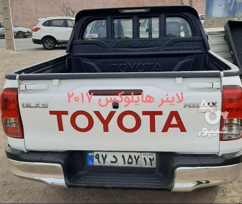 کفی لاینر وانت جک تی8 ال90 پیکاپ ریچ فوتون کاپرا وینگل مزدا در گروه خرید و فروش خدمات و کسب و کار در کرمان در شیپور-عکس6