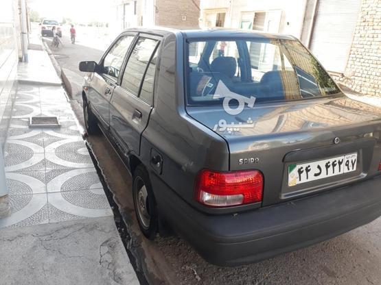 فروش پراید مدل 95 نقدی معاوضه با وانت در گروه خرید و فروش وسایل نقلیه در زنجان در شیپور-عکس2